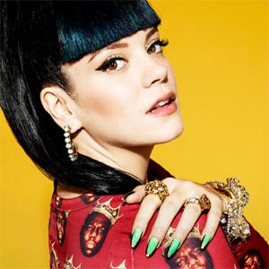 Lily Allen - URL Badman Single Review Single Review
