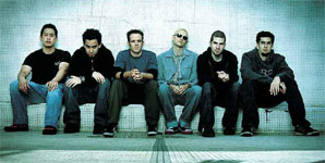 Linkin Park, Manchester M.E.N. Arena