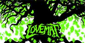 Lovemat - The Fearless Hair Days of Youth