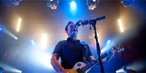 Manic Street Preachers - London O2 Arena, 17th December 2011 Live Review