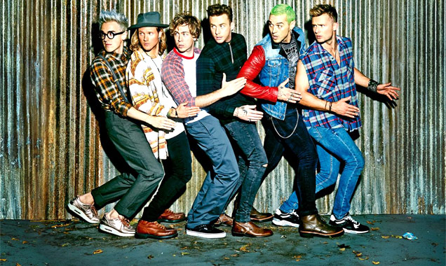McBusted - Barclaycard Arena, Birmingham - March 2015 Live Review
