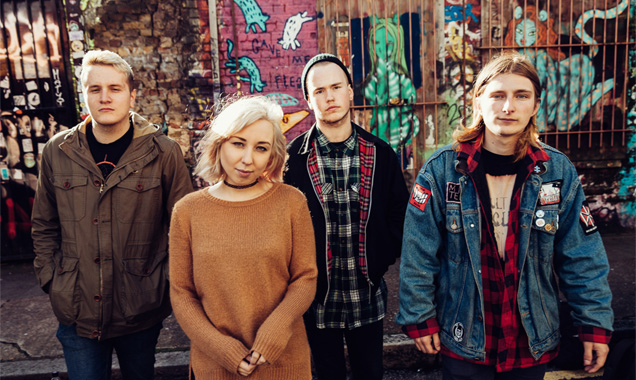 Milk Teeth - The Key Club, Leeds, 27th January 2015 Live review