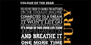 Mojo Fury - Colour of the Bear