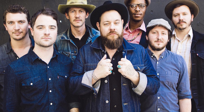 Nathaniel Rateliff - Interview