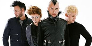 Interview with Neon Trees