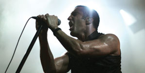 Nine Inch Nails - Manchester apollo Live Review