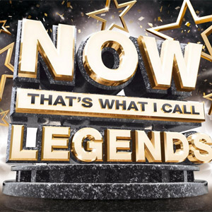 Various Artists - Now That's What I Call Legends Album Review