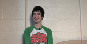 Panic At The Disco, Video Interview, Leeds Uni 2008