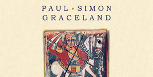 Paul Simon Graceland 25th Anniversary Edition Album