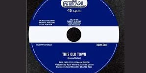Graham Coxon - This Old Town Single Review