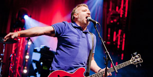 Peter Hook - Interview