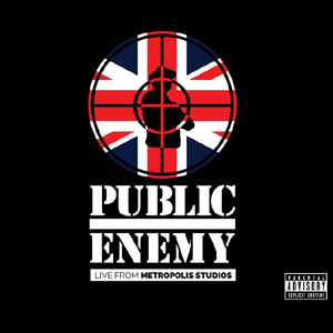 Public Enemy Live From Metropolis Studios Album