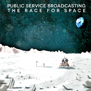 Public Service Broadcasting The Race For Space Album