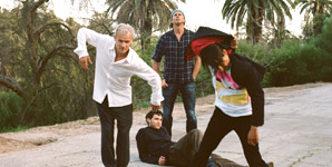 Red Hot Chili Peppers - Koko, Camden, London Friday 2nd September 2011 Live Review