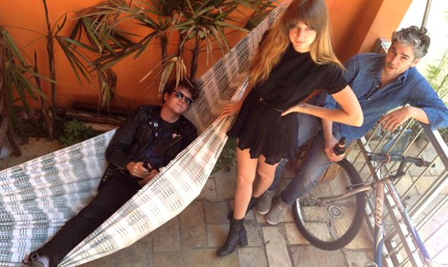 Ringo Deathstarr supported by The Telescopes, NAAM,  11th September 2014, Lisboa Sabotage Club Live Review