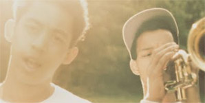 Rizzle Kicks, Interview
