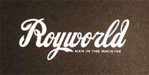 Royworld - Man In The Machine