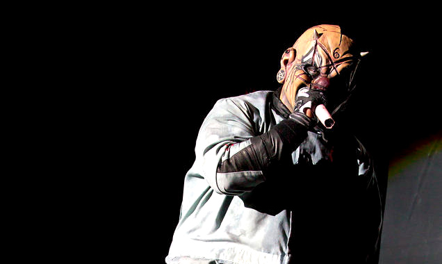 Slipknot - Nottingham 26 January 2015 Live Review Live Review