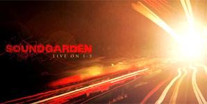 Soundgarden - Live on 1-5