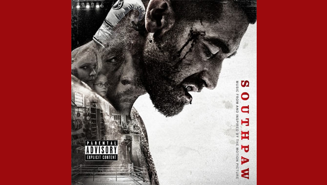 Various Artists Southpaw - Music From And Inspired By The Motion Picture Album