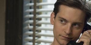 Tobey Maguire As Peter Parker (A.K.A. Spider-Man) - Interview