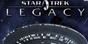 STAR TREK LEGACY, Preview Xbox 360, Ubisoft Game Preview