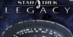 STAR TREK LEGACY, Preview Xbox 360, Ubisoft