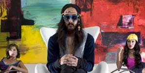 Steve Aoki, Interview