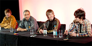 Stone Roses Reunion Feature