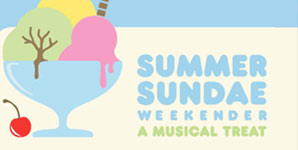 Summer Sundae - Leicester De Montford Hall 17-19 August 2012