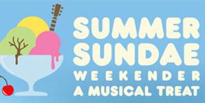Summer Sundae - Leicester, De Montfort Uni
