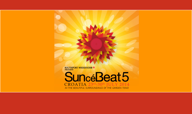 Suncebeat 5  - 23rd – 30th July 2014, Garden Tisno, Croatia Preview