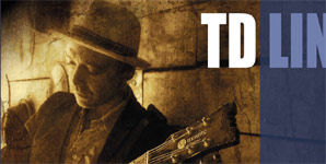 TD Lind - Push Over Boy Blues