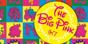 The Big Pink - K7 Mixtape