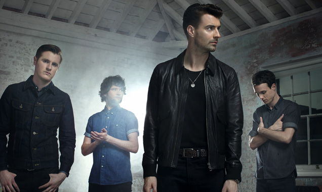 The Courteeners - Heaton Park, Manchester - 5th June 2015 Live Review