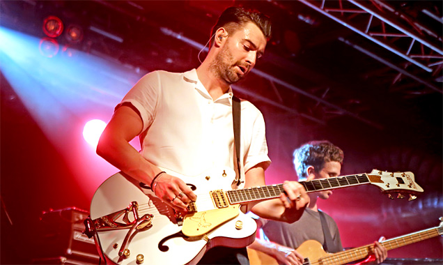The Courteeners - O2 Academy Leeds 11th November 2014 Live Review