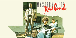 The Mystery Jets - Radlands Album Review
