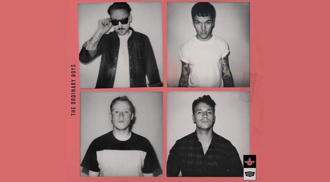 The Ordinary Boys - The Ordinary Boys Album Review