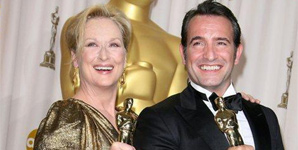 Academy Of Motion Pictures And Sciences - Oscar night 2012: Meryl upsets the odds