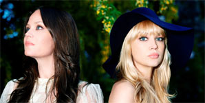 Interview with The Pierces