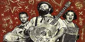 The Reverend Peytons Big Damn Band - The Whole Famn Damily
