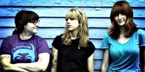 Vivian Girls - Nottingham Bodega Social