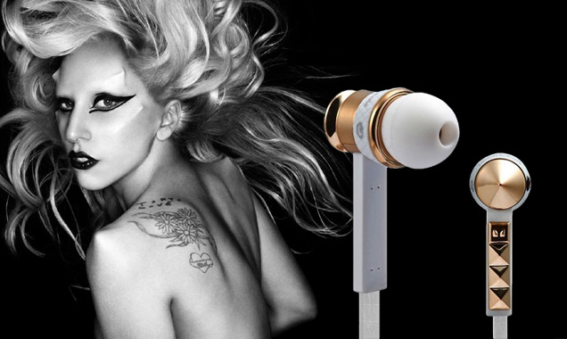 Win A Pair Of Lady Gaga Heartbeats Headphones From Beats By Dre