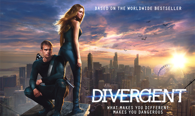 Win Divergent On DVD With The Soundtrack