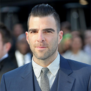 Interview with Zachary Quinto