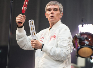 Ian Brown's delusional COVID rant is proof that you should never meet your heroes