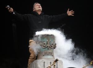 Iron Maiden: Rock music's biggest literature geeks?