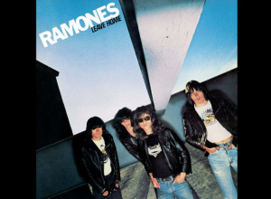 Album of the Week: The Ramones' often overlooked sophomore release 'Leave Home'