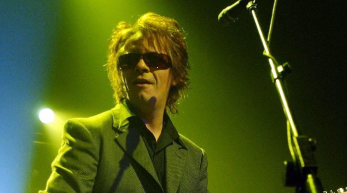 Andy Taylor from Duran Duran, 2003 / Photo credit: PA Images