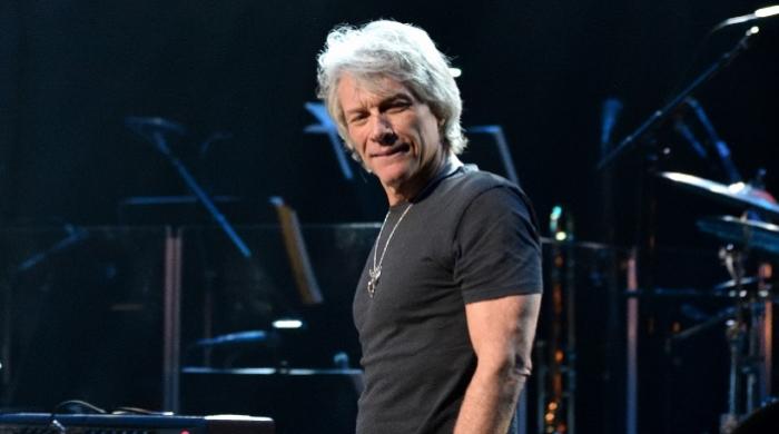 Jon Bon Jovi at the Love Rocks NYC Benefit Concert 2021 / Photo Credit: SIPA USA/PA Images